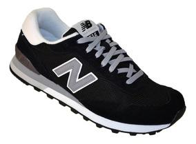 Zapatillas New Balance ® Negras 515 Hombre Mujer Original