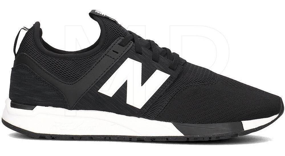 zapatillas new balance negras hombre