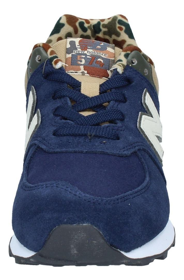 zapatillas new balance niños gs urbana azul marino 2
