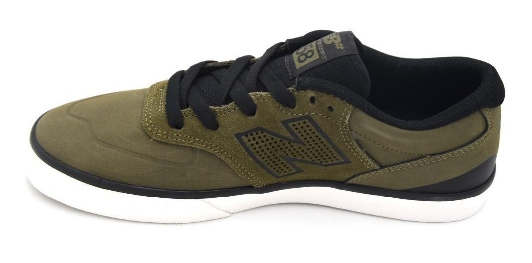zapatillas new balance verde militar