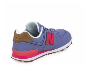 Zapatillas New Balance Original Niño 574 T4 Kids