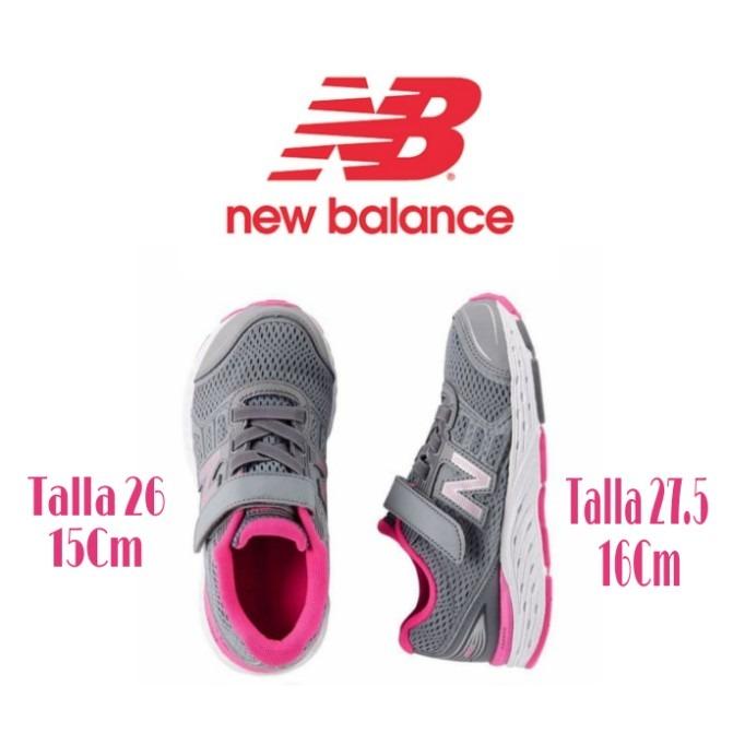 425a9f5bc8 Zapatillas New Balance Originales Niñas Y Niños Importadas - $ 1.550 ...