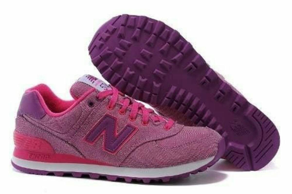 Zapatillas New Balance Para Mujer - $ 1.800,00 en Mercado Libre