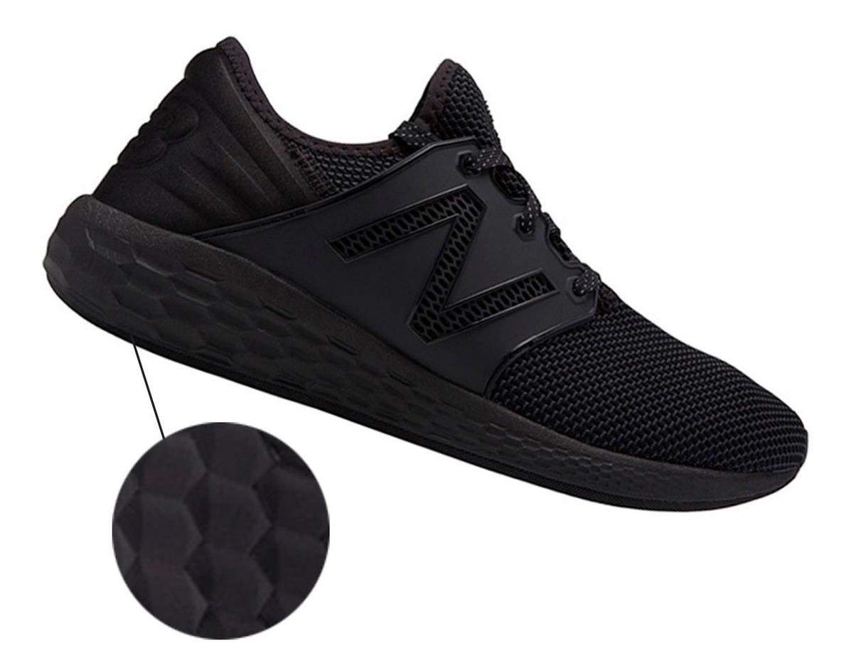 new balance hombres negras zapatillas