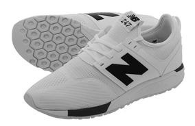 zapatillas hombre blancas new balance
