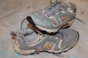 Zapatillas New Balance Usadas Para Dama Talla 9