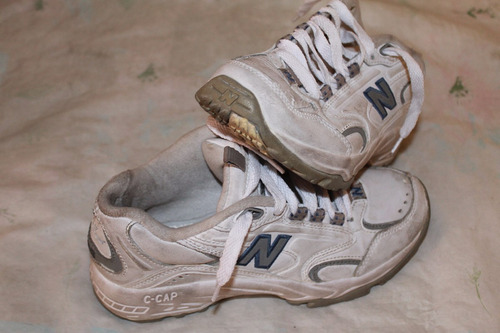 zapatillas new balance usadas talla 6,5