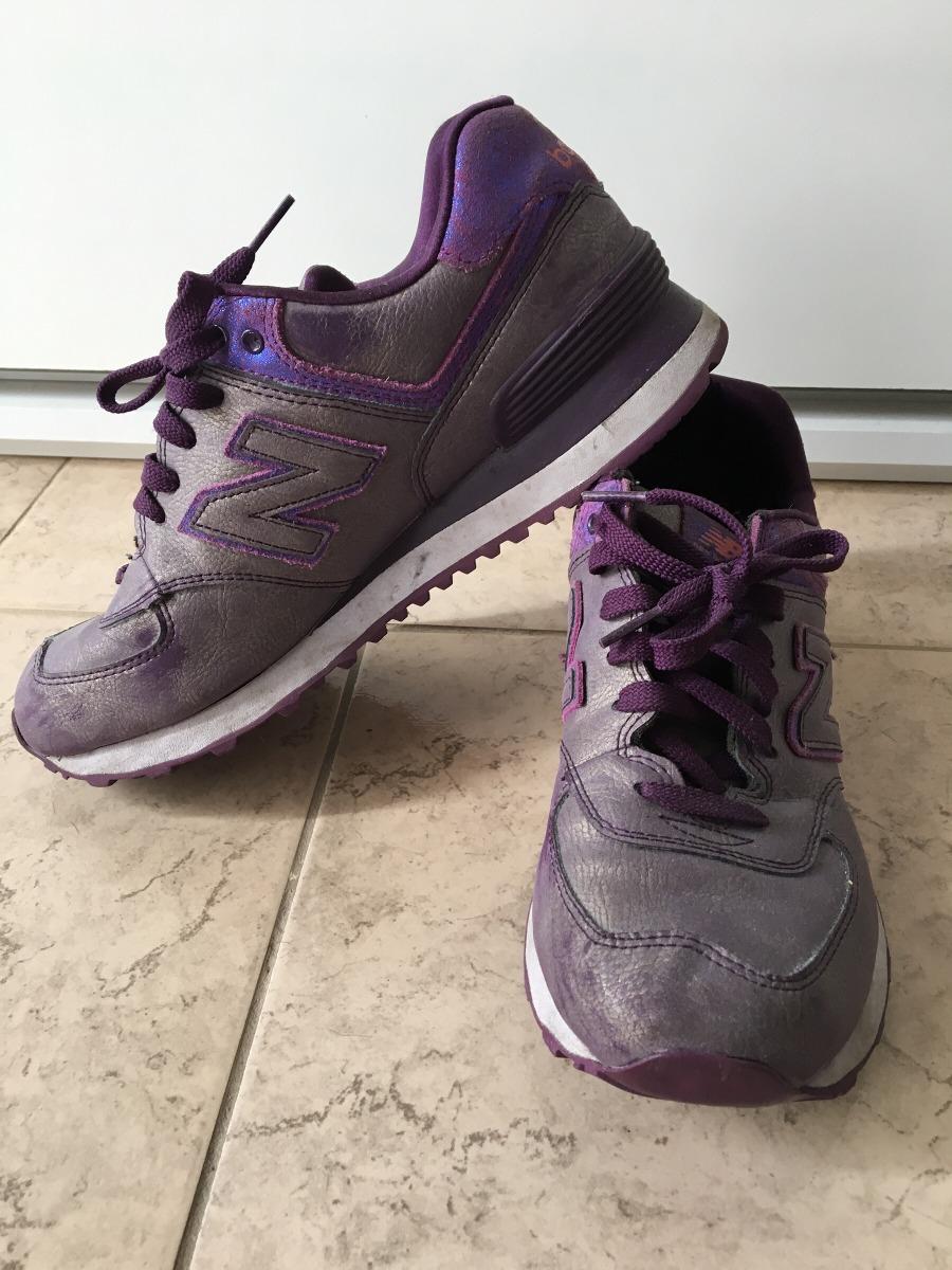 zapatillas new balance violeta