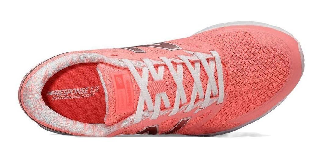 Zapatillas New Balance Wflshlf2 Rosa Mujer