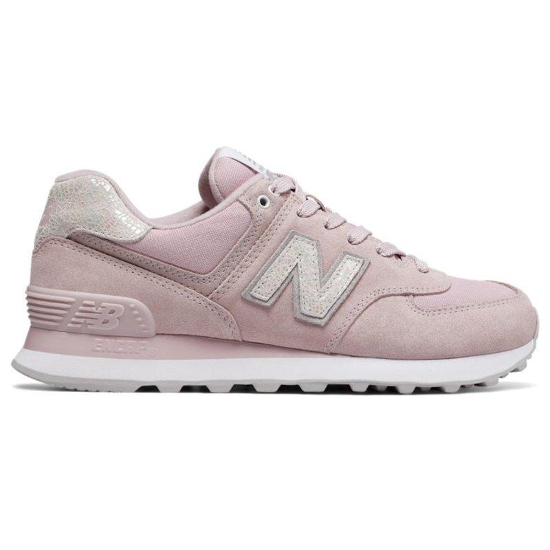 wl 574 new balance mujer rosa