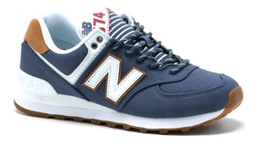 new balance zapatillas mujer azul