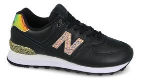 zapatillas new balance cuero mujer