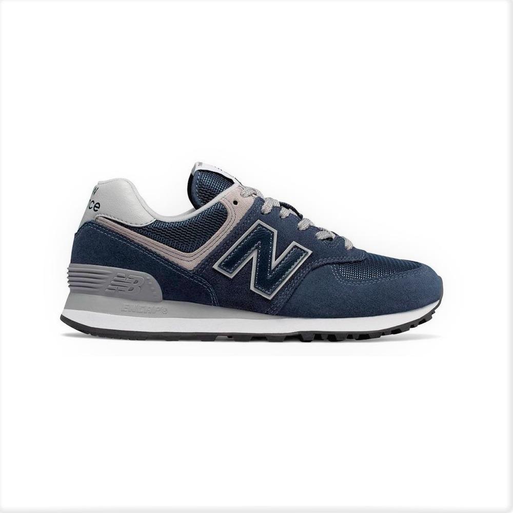 Zapatillas New Balance Wl574en Urbanas Mujer