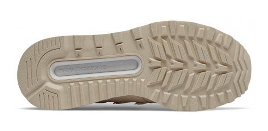 Zapatillas New Balance Ws574sne Urbanas Mujer Cuero