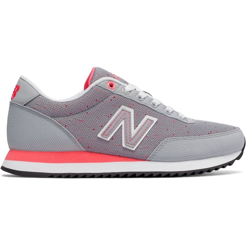 new balance mujer gris rosa