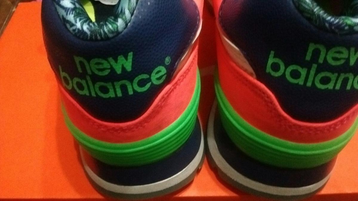 ... new style zapatillas new balance.converse with lunarlon rosa y verde.. cargando  zoom c67b7326b0bf5