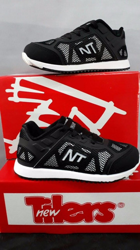 zapatillas newtilers 2 colores  art.501 22 al 33 nesport