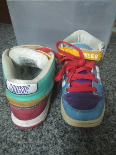 zapatillas nike 37,5 poco uso