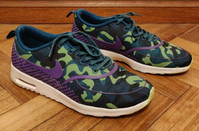 Zapatillas Nike Air Max Leopard Mujer Bsas Gba Sur Quilmes