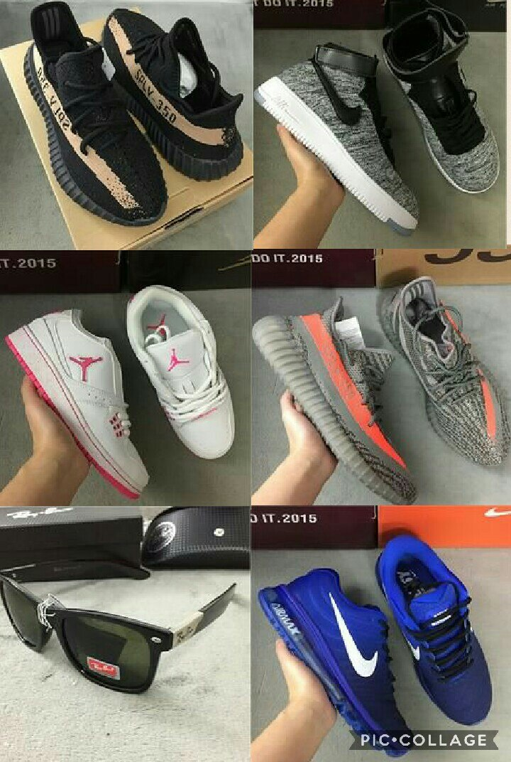 zapatillas new balance nike adidas puma