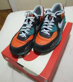 Zapatillas Nike Aiir Max 90 Lunar, Edición Especial 9 Us