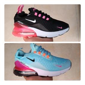 Air Colores 2 Zapatillas Nike 270 Mujer PkZwiuTOX