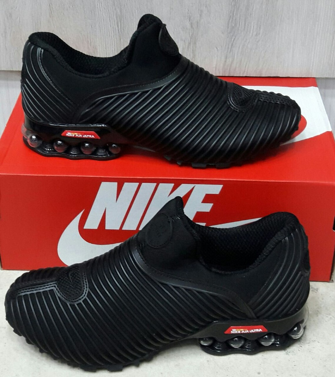 Zapatillas Nike Air 50 Cent Black Red - Hombre -   170.000 en ... 449276f5e