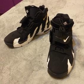 Zapatillas Nike Air Dt Max 96 Black White. A Pedido Usa