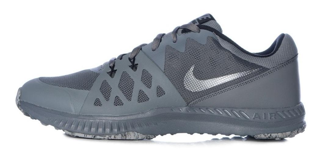nike gris hombre zapatillas