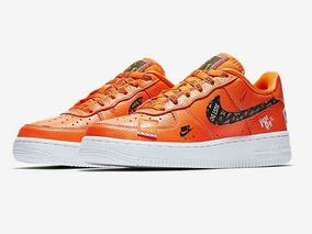 Zapatillas Nike Air Firce 1 Low Just Do It. A Pedido Usa