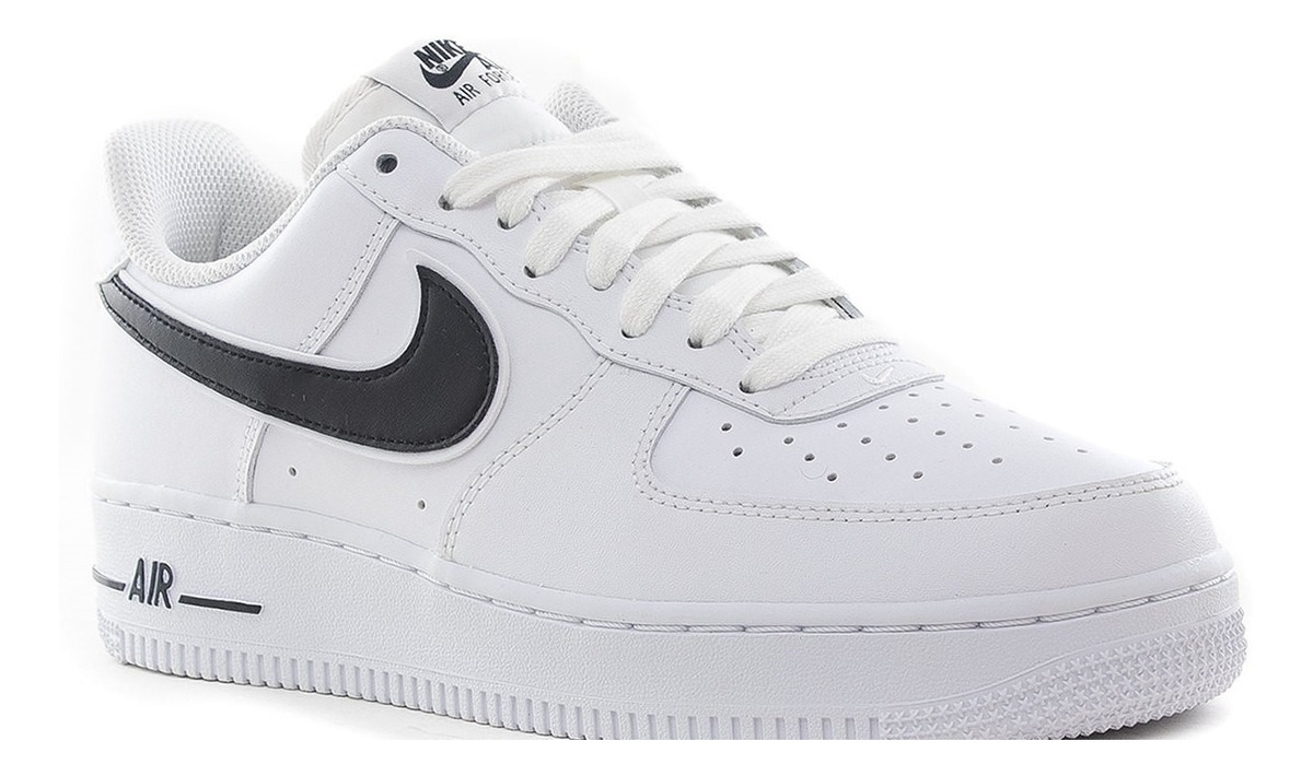 Zapatillas Nike Air Force 1 07 3 White Black hombre