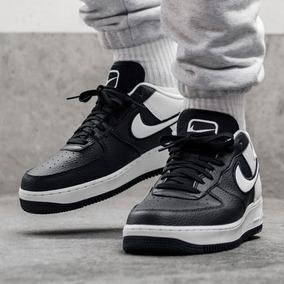 zapatillas nike air force 1 hombre negras