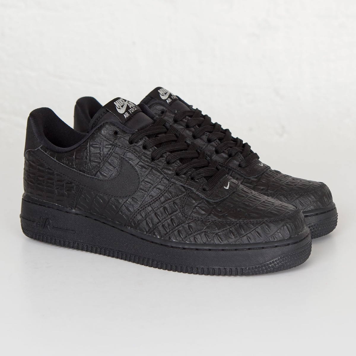 best service cd2ce 3811d zapatillas nike air force 1 ´07 lv8 crock black. Cargando zoom.