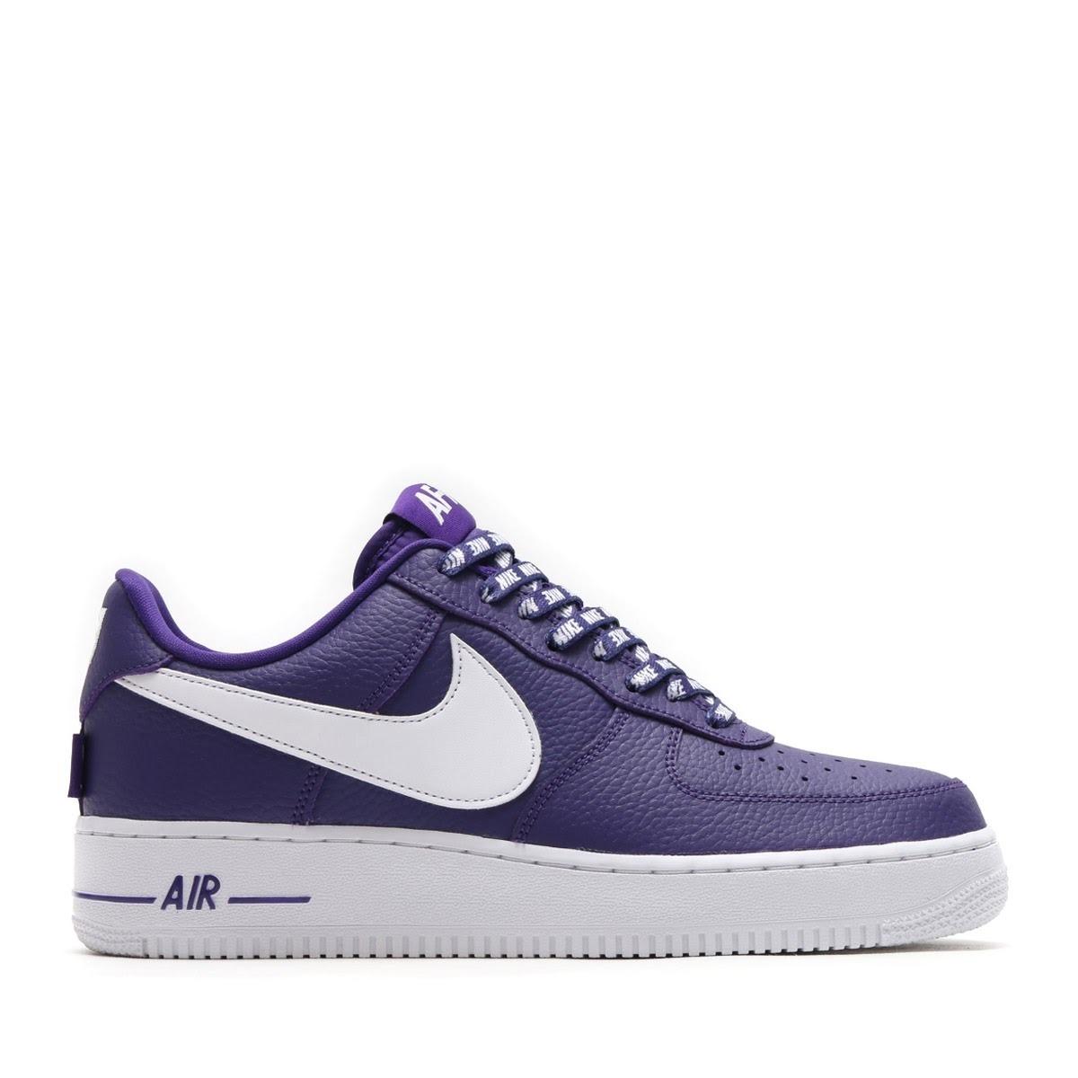 Zapatillas Nike Air Force 1  '07 Lv8 Purple Hombre  1 00 en 6ecc26