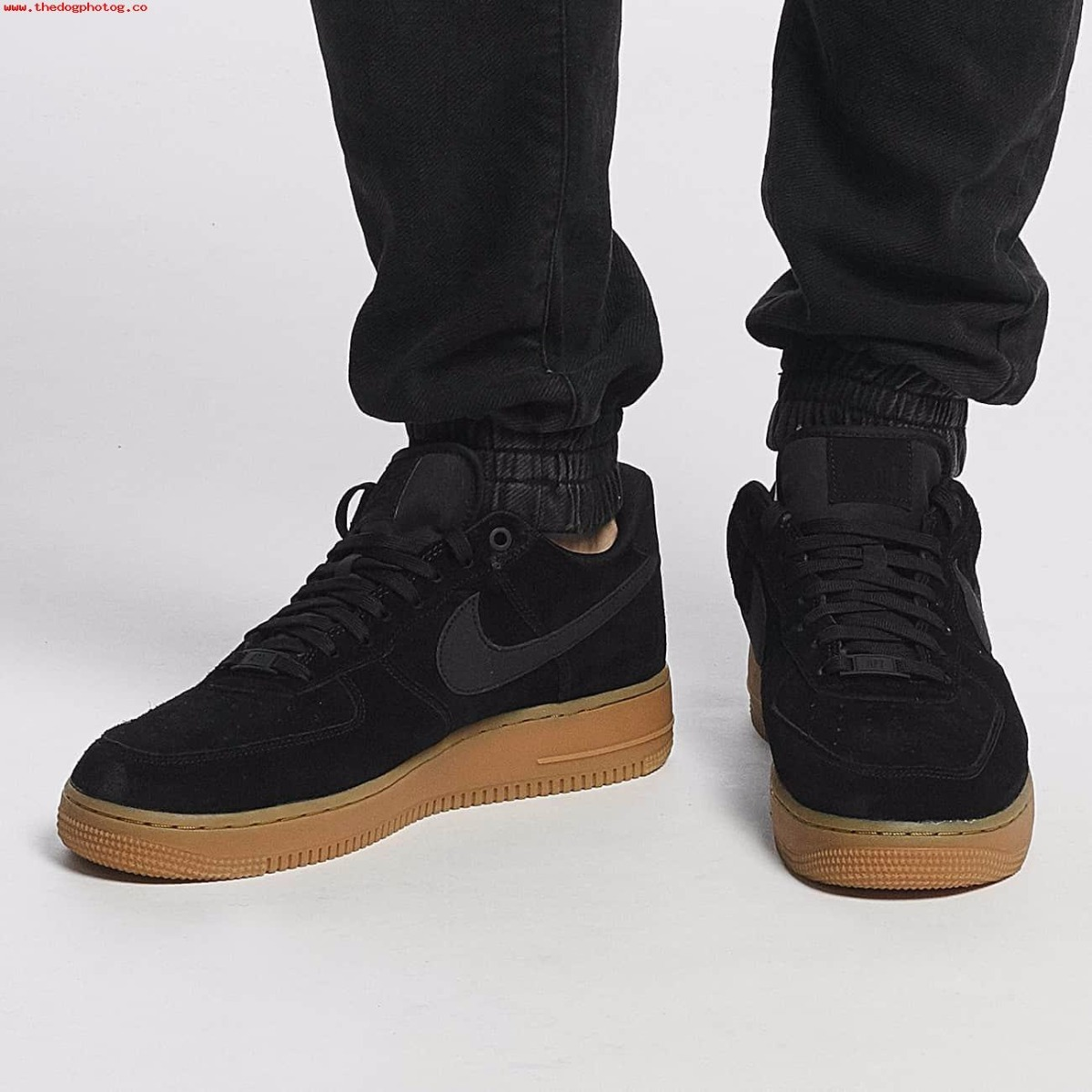 nike air force 1 hombre suede