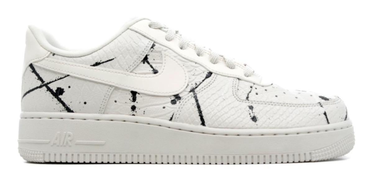 Zapatillas Nike Air Force 1 07 Lx Phantom Sumit White mujer