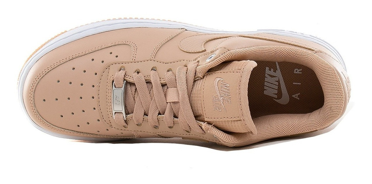 Zapatillas Nike Air Force 1 07 Prm Pink Mujer $ 8.899,00