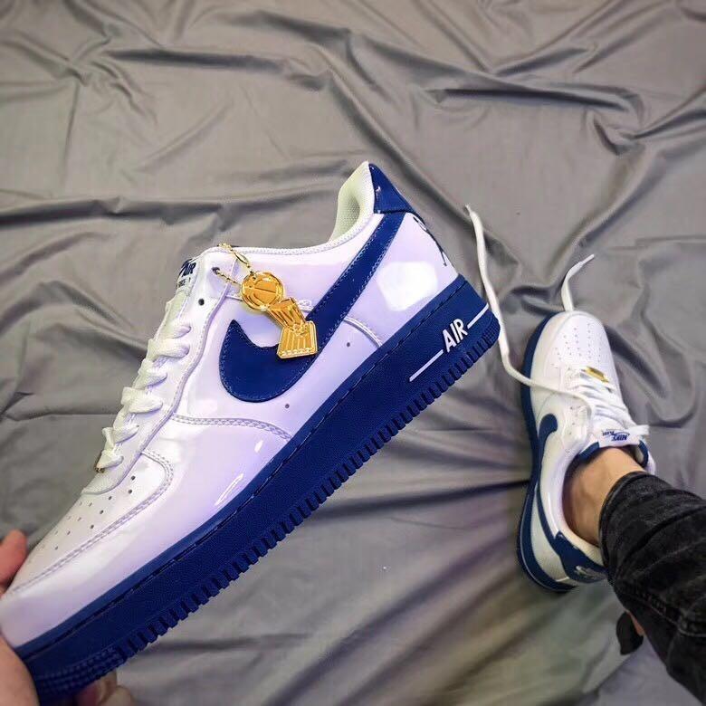 air force 1 blancas y azules