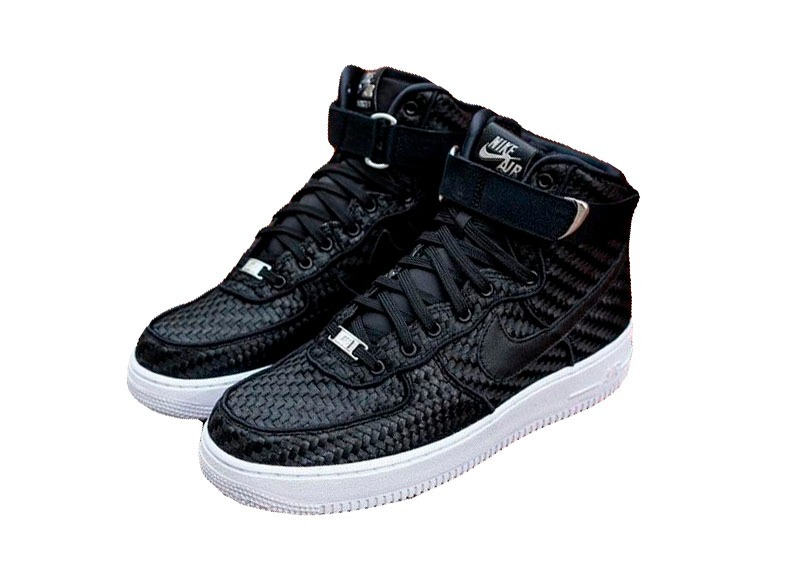 9c7ab57d783 Zapatillas Nike Air Force 1 Botitas Negras -   2.190