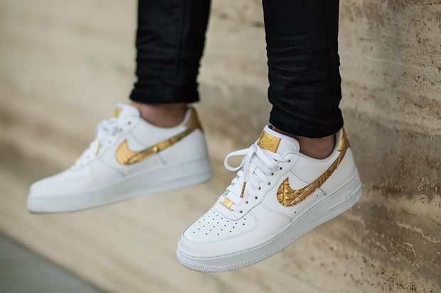 Zapatillas Nike Air Force 1 Cr7 Cristiano Ronaldo Ed.limit ... ba6b32839fc2d