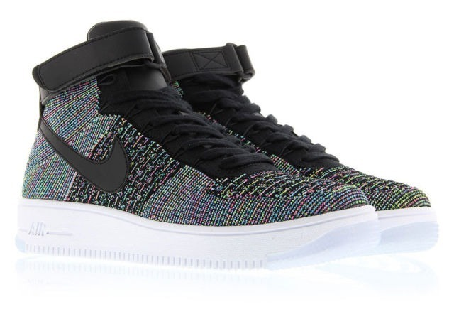 nike air force 1 flyknit hombre