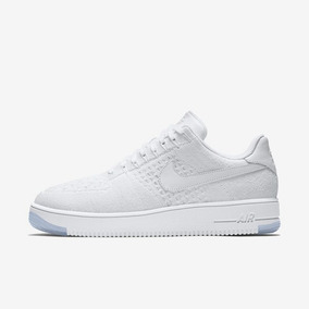 Flyknit Air Force Zapatillas 1 Nike Low Y6fgb7y