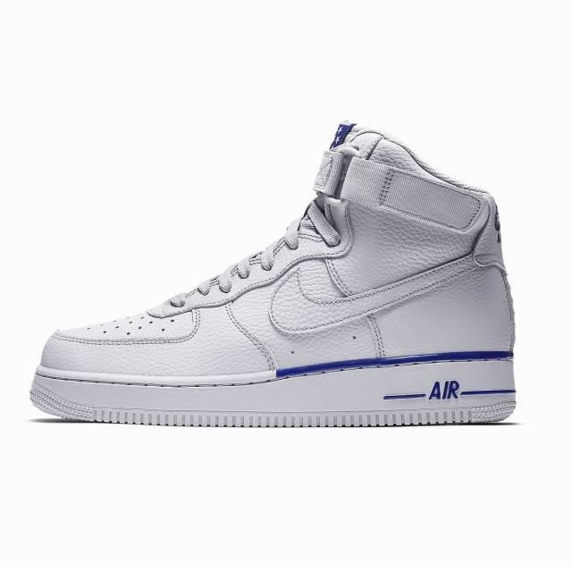 ca9e83a59c6 Zapatillas Nike Air Force 1 High 07 Deep Royal White -   3.999