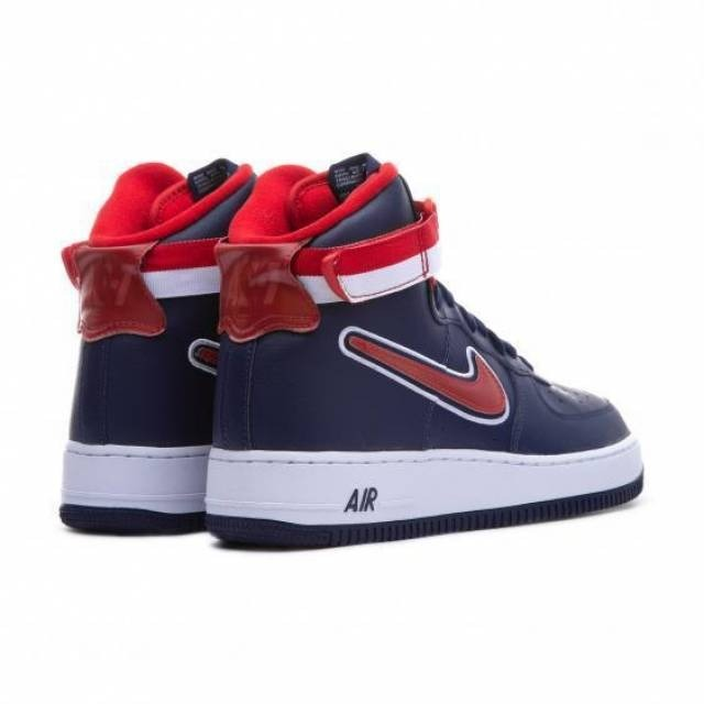 air force 1 hombre navy