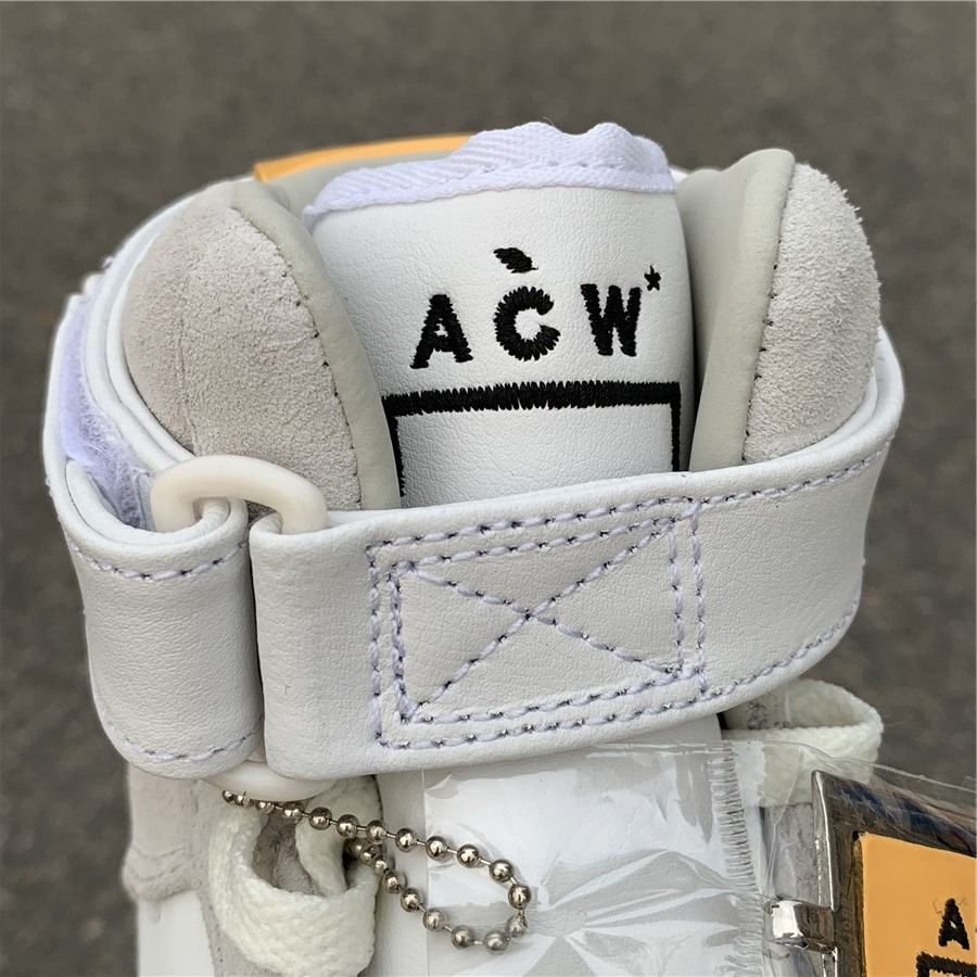 watch cfb68 0651f Zapatillas Nike Air Force 1 High X A Cold Wall - Unisex