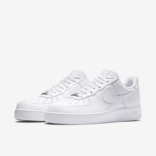 zapatillas nike air force 1 low blanco clásico original