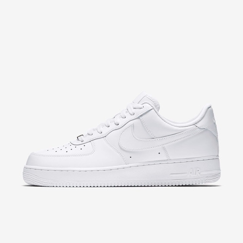 zapatillas nike air force 1 low blanco clásico original