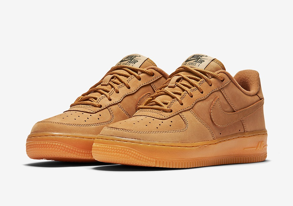 4691bfdf86cfe ... where to buy zapatillas nike air force 1 low flax original. cargando  zoom. 4ff66