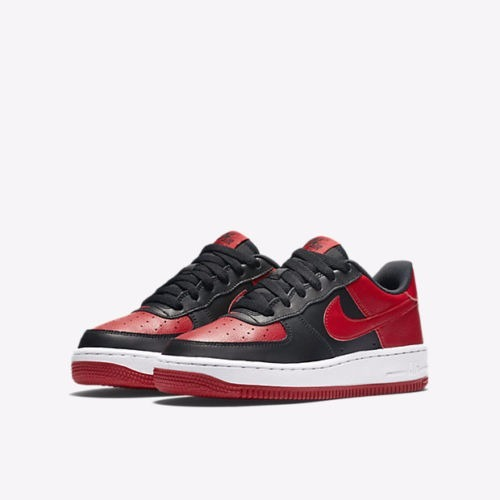 20b519f15c ... promo code for zapatillas nike air force 1 low gs negro rojo blanco gym  s 36990