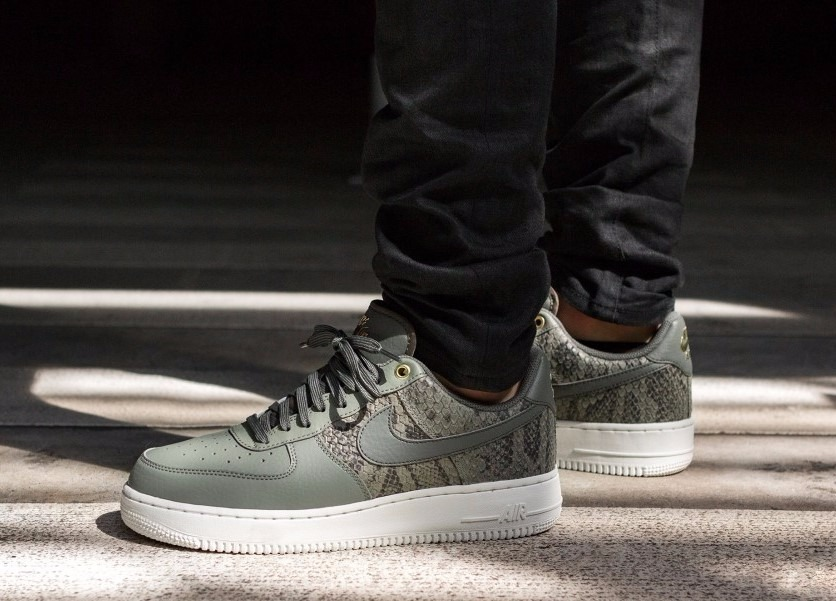 finest selection 58a65 b6f53 zapatillas nike air force 1 low lv8 dark stucco river rock. Cargando zoom.